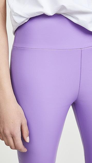 SPRWMN 高腰中长紧身裤