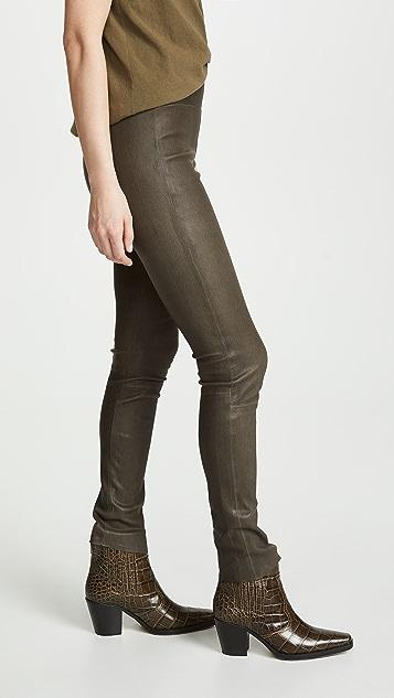 SPRWMN 九分贴腿裤