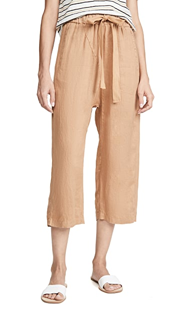 Stateside 亚麻裤