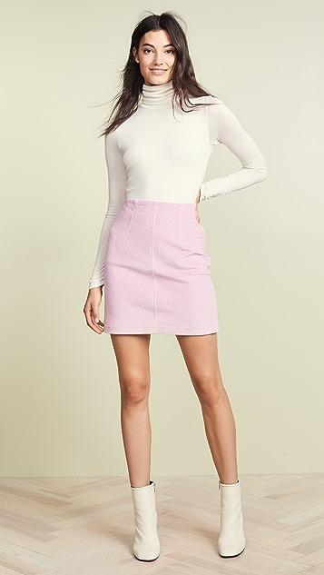 STAUD Phoebe 半身裙