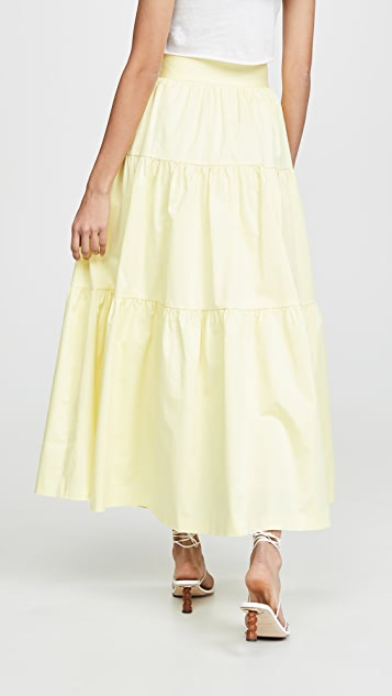 STAUD Sea 半身裙