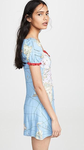 STAUD Sur 连衣裙