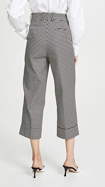 Silvia Tcherassi Beatrice 裤子