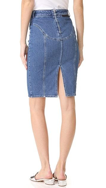 Stella McCartney 牛仔布半身裙
