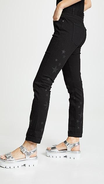 Stella McCartney 男孩风紧身牛仔裤