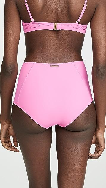 Stella McCartney 英格兰刺绣比基尼泳裤
