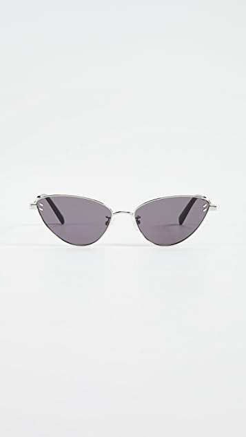 Stella McCartney Stella Essentials Narrow 猫眼太阳镜