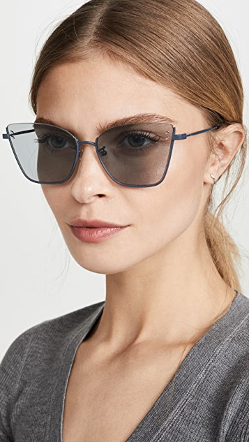 Stella McCartney Stella Essentials 猫眼太阳镜