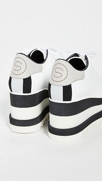 Stella McCartney Sneakelyse 系带鞋