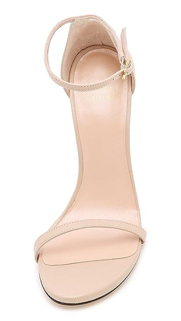 Stuart Weitzman Nudist 110mm 凉鞋