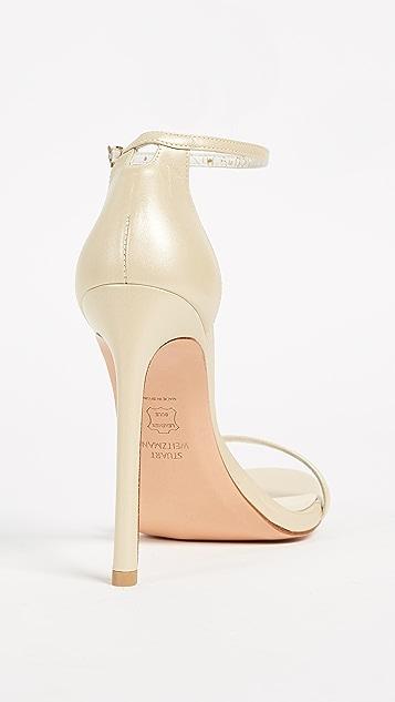Stuart Weitzman Nudist 凉鞋