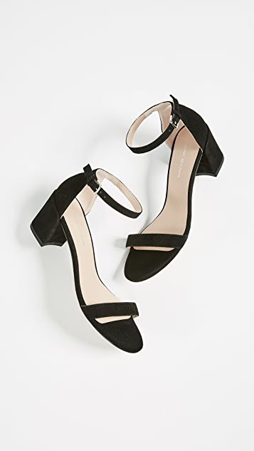 Stuart Weitzman 简约凉鞋