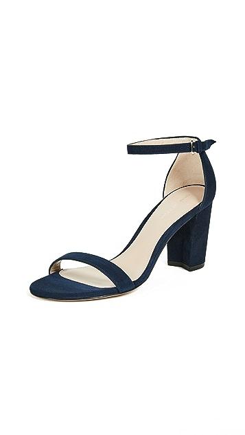 Stuart Weitzman Nearlynude 凉鞋