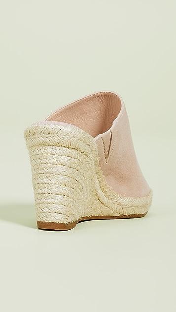 Stuart Weitzman Marabella 坡跟穆勒鞋