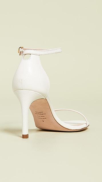 Stuart Weitzman Nudist 80mm 凉鞋