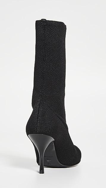 Stuart Weitzman 80mm Violetta 靴子