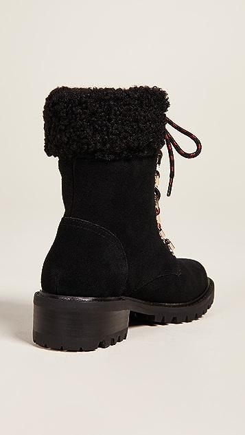 Steven Lavar 靴子