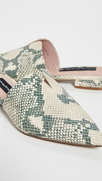 Steven Lauryn 穆勒鞋