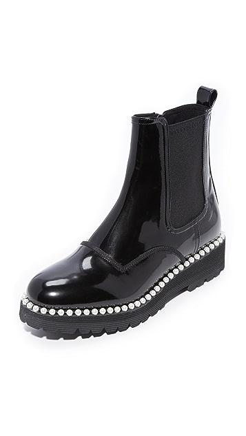 Suecomma Bonnie 珍珠装饰及踝靴