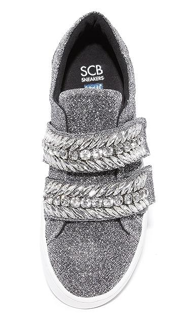 Suecomma Bonnie 亮片珠宝装饰运动鞋