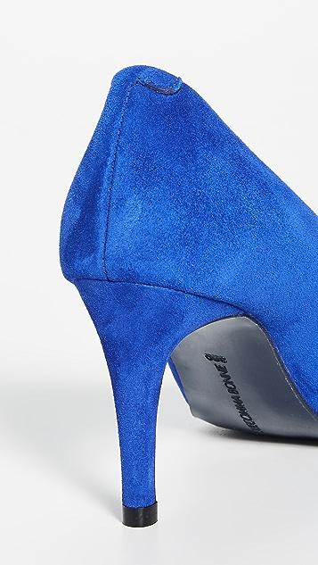 Suecomma Bonnie 珠宝装饰浅口鞋