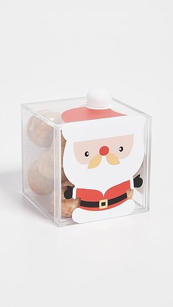 Sugarfina 圣诞老人姜饼饼干