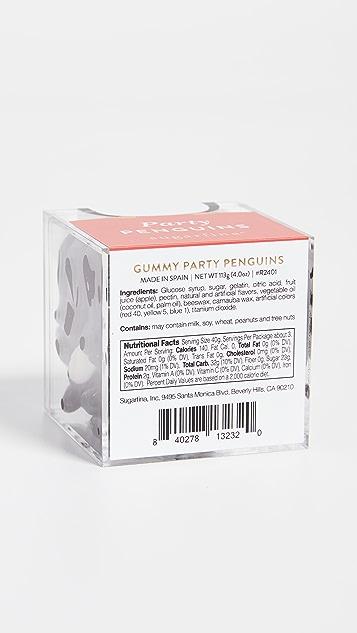 Sugarfina 3D 立方体派对企鹅