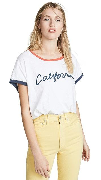 SUNDRY California T 恤