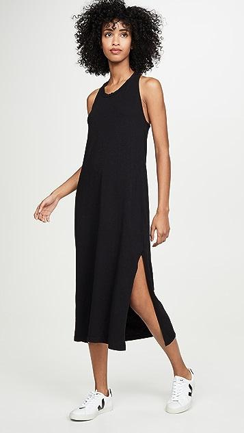 SUNDRY 背带式皱褶裙