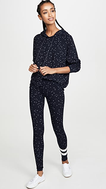 SUNDRY 星星瑜伽裤