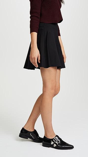 Susana Monaco 高腰喇叭形半身裙