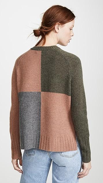 360 SWEATER Hailey 开司米羊绒毛衣