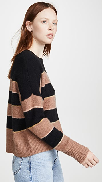 360 SWEATER Abigail 开司米羊绒针织衫