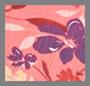 紫藤花卉印花