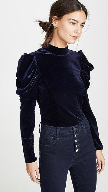 MISA Dita 紧身连衣裤