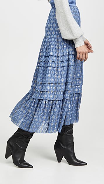 Temperley London Suki 半身裙