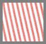 带苹果图案的罂粟色条纹