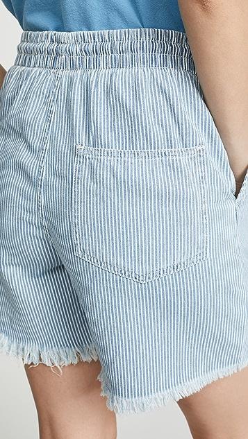 THE GREAT.  运动短裤