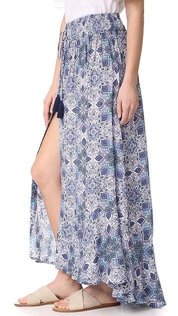 TIARE HAWAII Dakota 半身长裙
