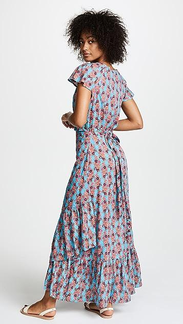 TIARE HAWAII Indica 裹身连衣裙