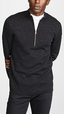 띠어리 Theory Detroe Zip Sweater