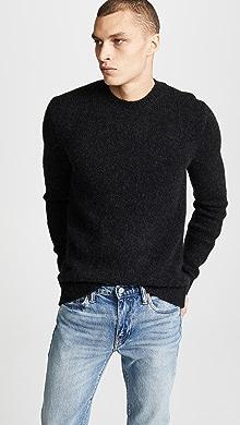 띠어리 Theory Gaston Sweater,Black