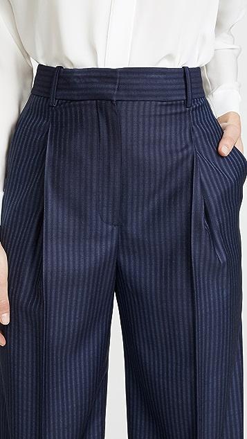 Theory 褶皱裤
