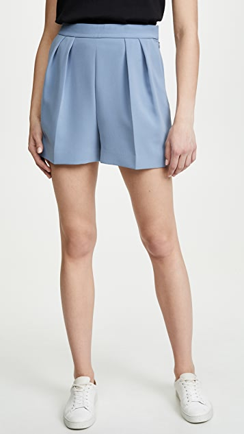 Theory 褶皱短裤