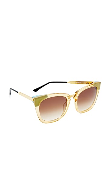 Thierry Lasry Narcissy 太阳镜