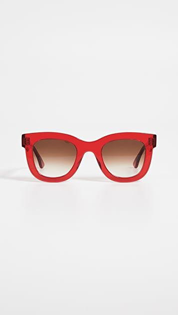 Thierry Lasry Gambly 462 太阳镜