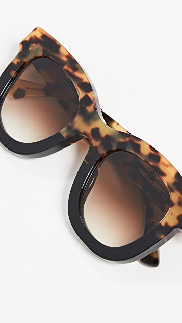 Thierry Lasry Gambly 259 太阳镜