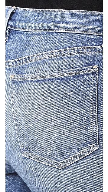 3x1 W3 直筒正宗九分牛仔裤