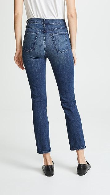 3x1 W4 Colette 修身九分牛仔裤