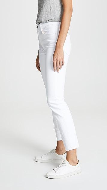 3x1 Colette 修身九分牛仔裤